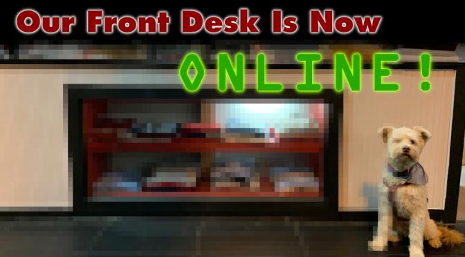 Online Member Services!