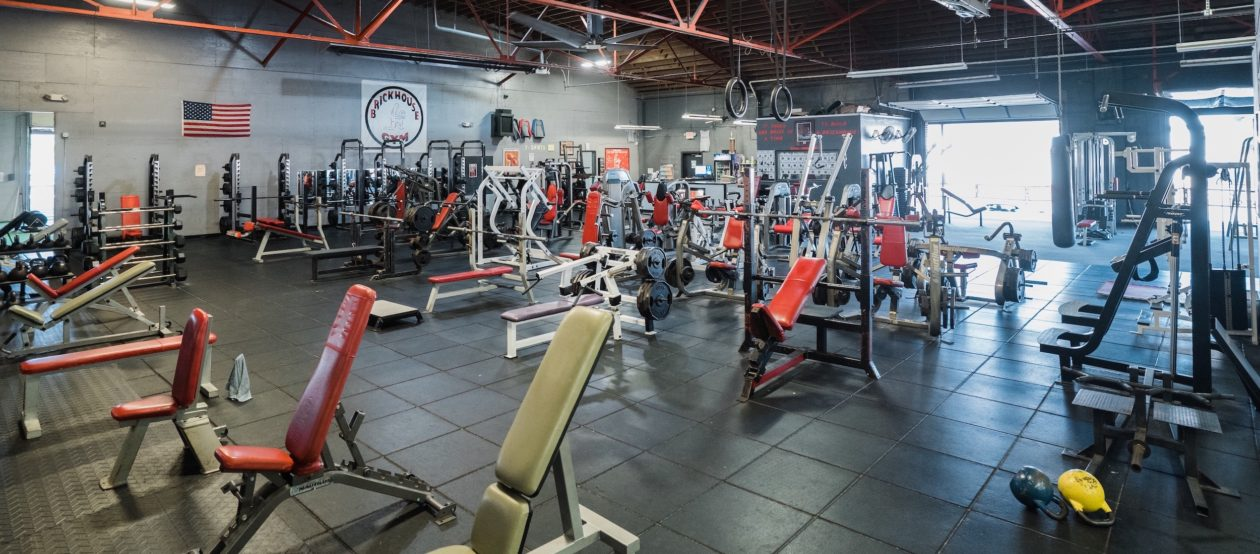 Brickhouse Gym – The Way A Gym Should Be